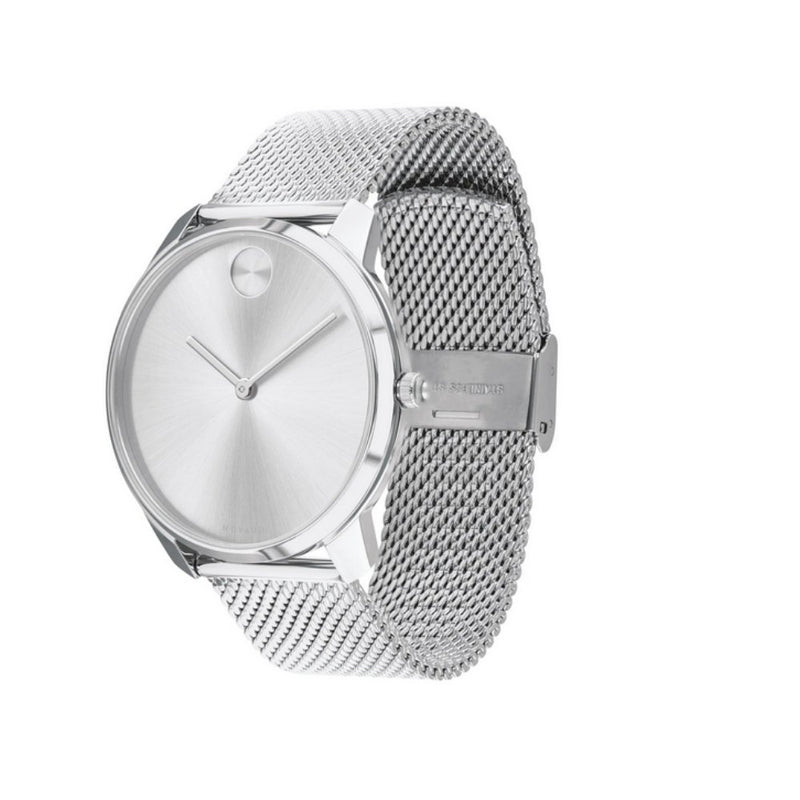 Swiss Bold Stainless Steel -