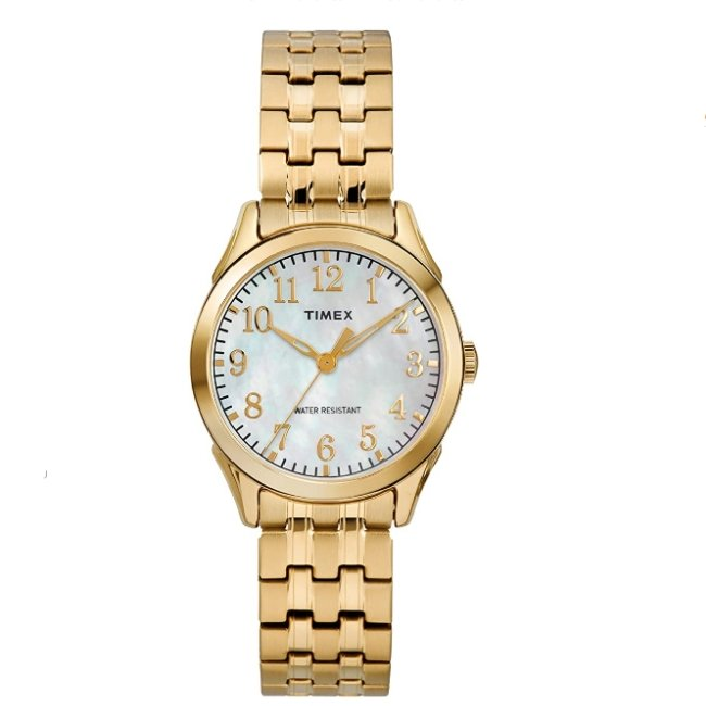 Timex Briarwood in Gold -