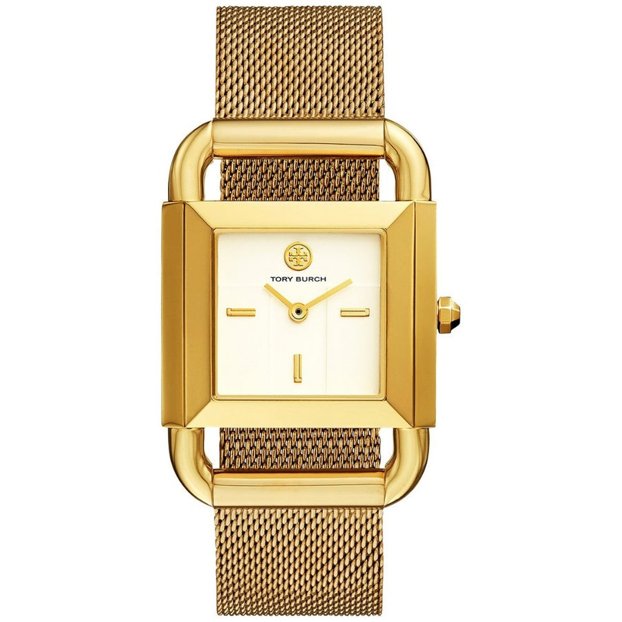 Tory Burch Phipps Mesh Strap Watch - #tusk_global#