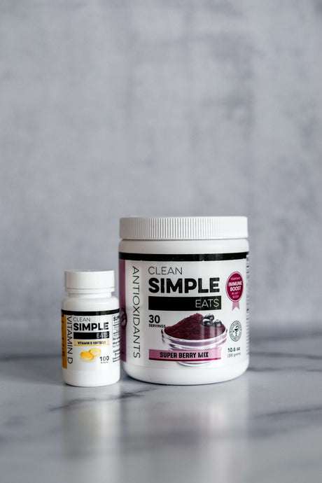 Kick Your Cold With Our Immunity Bundle
