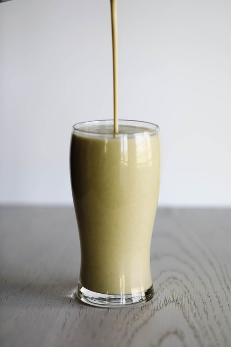 Vegan Vanilla Power Shake