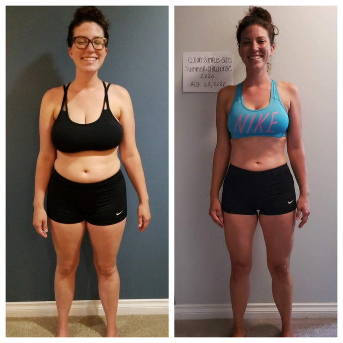 Katie's Transformation Feature!