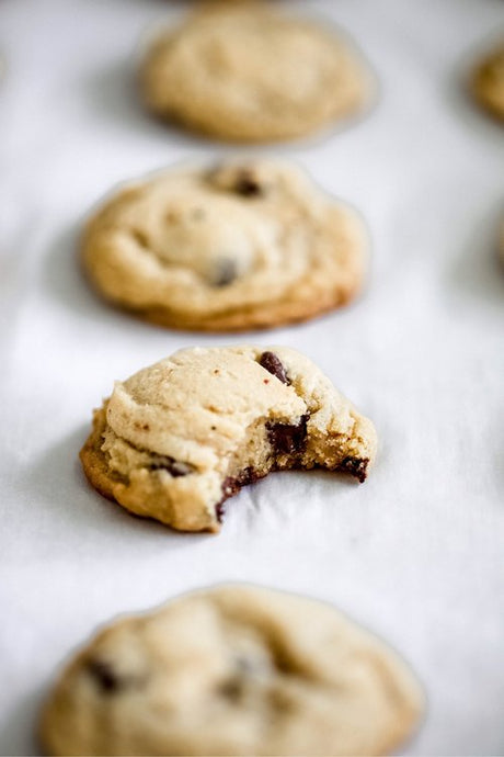 Best-Ever Chocolate Chip Cookies