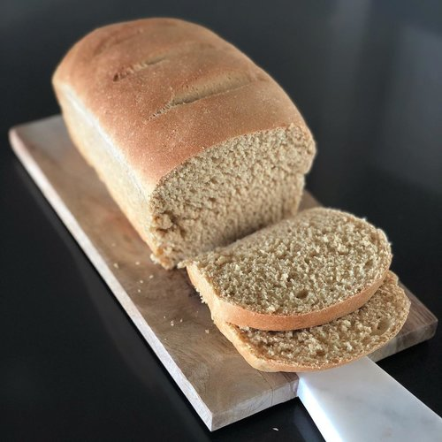 How To Make the Homemade Honey Whole Wheat Bread