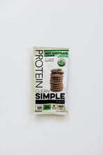 Load image into Gallery viewer, Protein Powder: Mint Chocolate Cookie (10 Single Serving Stick Packs)