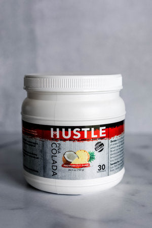 Hustle Preworkout