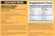 Load image into Gallery viewer, Protein Powder: Caramel Toffee