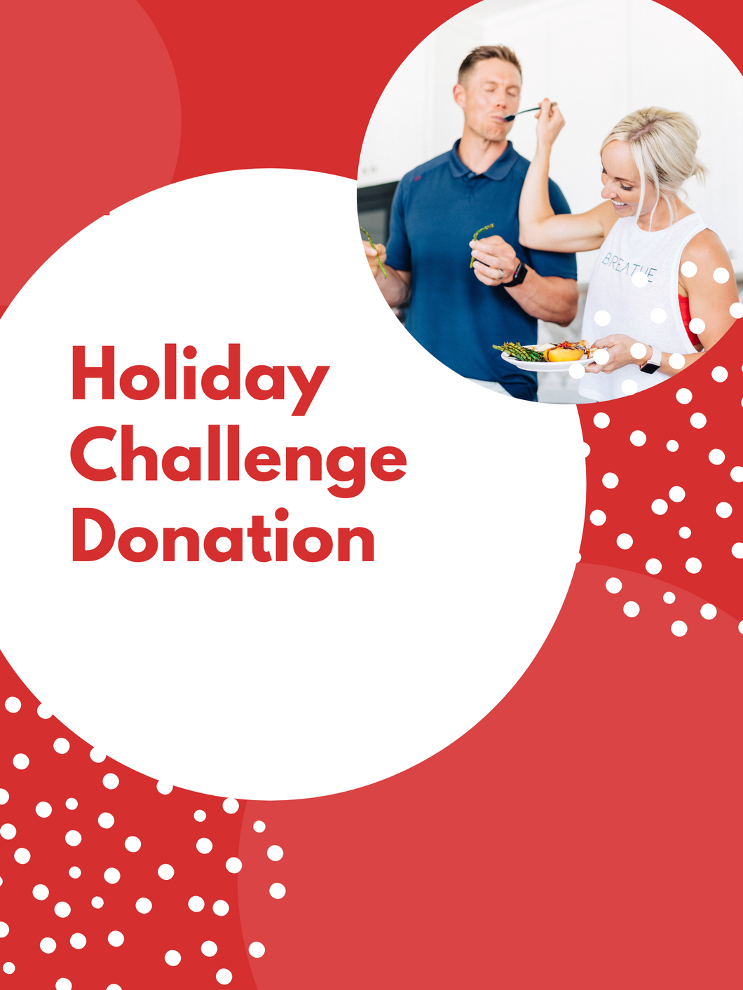 Holiday Challenge Donation