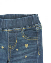 Load image into Gallery viewer, Denim Heart Leggings