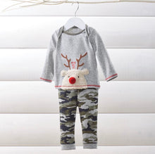 Load image into Gallery viewer, Reindeer Camo 2-Piece