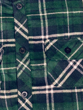Load image into Gallery viewer, Plaid Hooded shirt