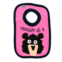 Load image into Gallery viewer, Hungry as a Bear Bib