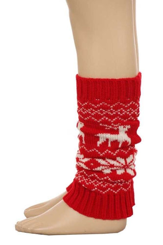 Holiday Legwarmers