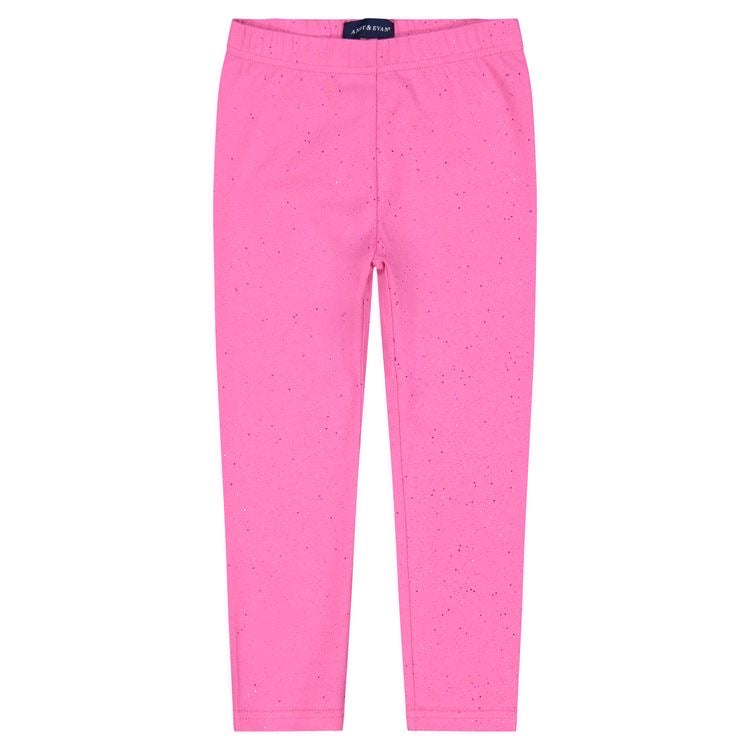 Pink Sparkle Leggings