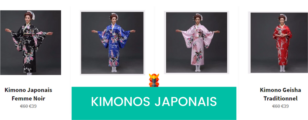 kimonos japonais eternal-japon