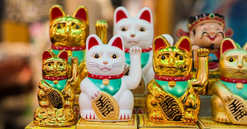chat maneki neko japon