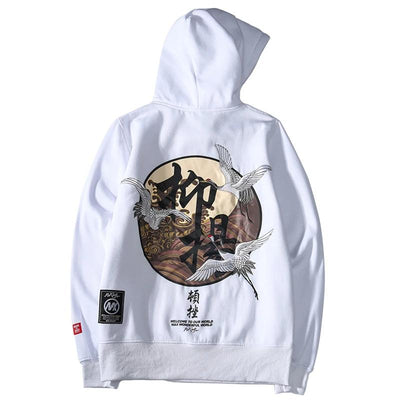 Sweat Motif Japonais