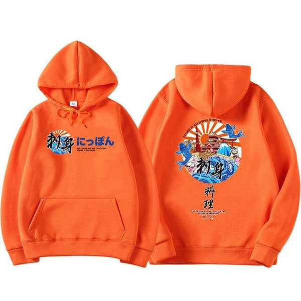 Sweat Japonais<br> Hinode