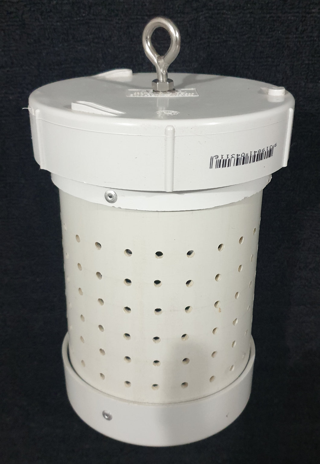 BURLEY POT - 1.2KG LEAD BASE – SMALL WITH SMALL HOLES