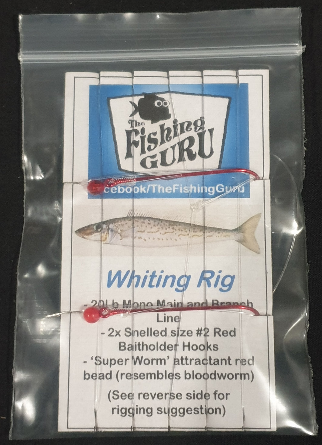 WHITING PRE MADE RIG