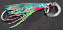 "Load image into Gallery viewer, 4"" JETHEAD HOOKEM LURE - FULLY RIGGED 6/0 1MTR 200LB"