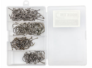 OCTOPUS CIRCLE HOOKS - 1# 2# 4# 6# - 200 PACK