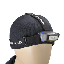 Load image into Gallery viewer, L.E.D HEAD LAMP RECHARGEABLE 250 LUMEN
