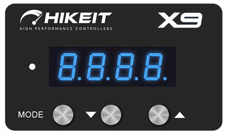 HIKEIT FACE PLATE COLOUR UPGRADE