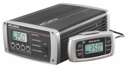 PROJECTA 12V AUTOMATIC 35A 7 STAGE BATTERY CHARGER