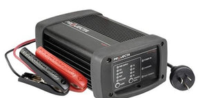 PROJECTA 12V AUTOMATIC 7A 7 STAGE WORKSHOP BATTERY CHARGER