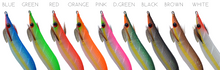Load image into Gallery viewer, DTD RETRO OITA 3.5 - SQUID JIGS