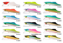 Load image into Gallery viewer, SFT TAKUMI 125 TROLLING / CASTING LURES
