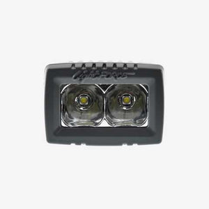 LIGHTFORCE - ROK10 LED UTILITY LIGHT - SPOT GREY BEZEL MODEL