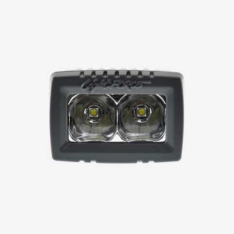 LIGHTFORCE - ROK20 LED UTILITY LIGHT - SPOT GREY BEZEL MODEL