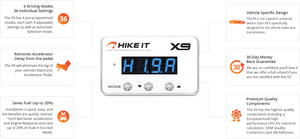MITSUBISHI HIKEIT THROTTLE CONTROLLER