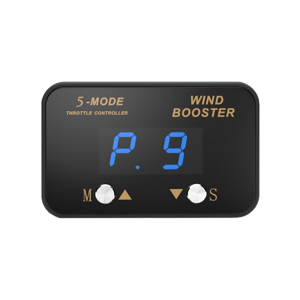 WINDBOOSTER TB THROTTLE CONTROLLER FOR CHRYSLER VEHICLES