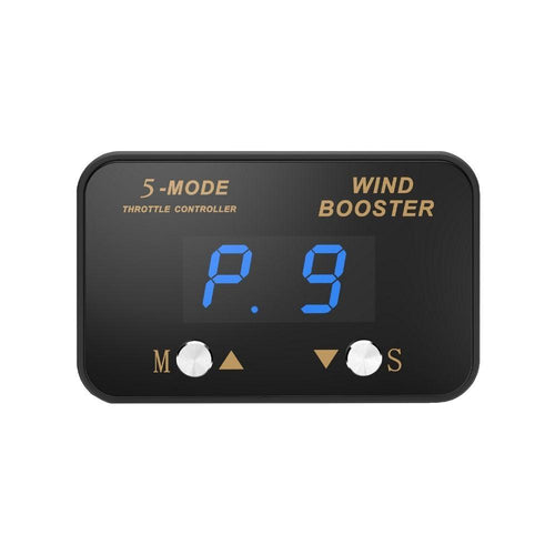 WINDBOOSTER TB THROTTLE CONTROLLER FOR JEEP VEHICLES