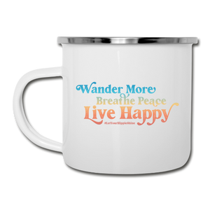 Load image into Gallery viewer, Camp Mug - white