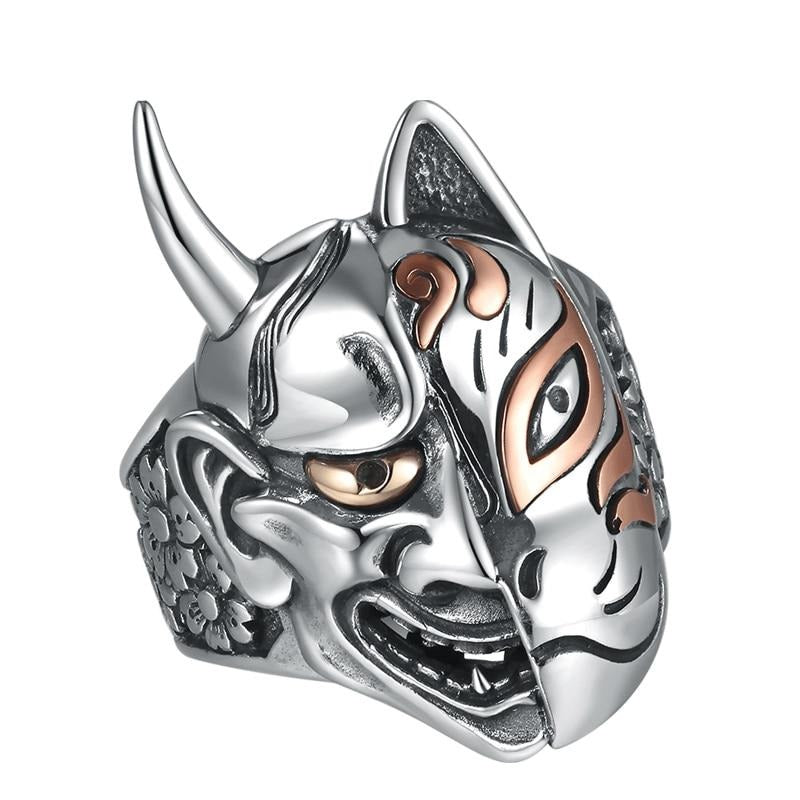 Bague Japonaise </br> Demon - Nekketsu