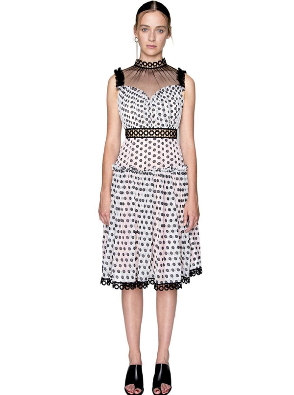Polkadot Bonita Dress