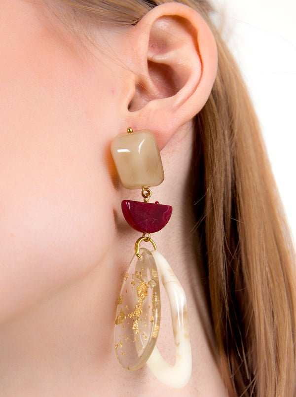 Zita Drop Earrings