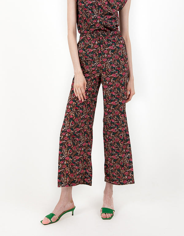 Rosanna Trousers in Floral