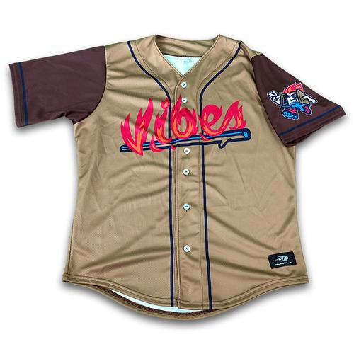 Rocky Mountain Vibes Youth Replica Alternate Jersey
