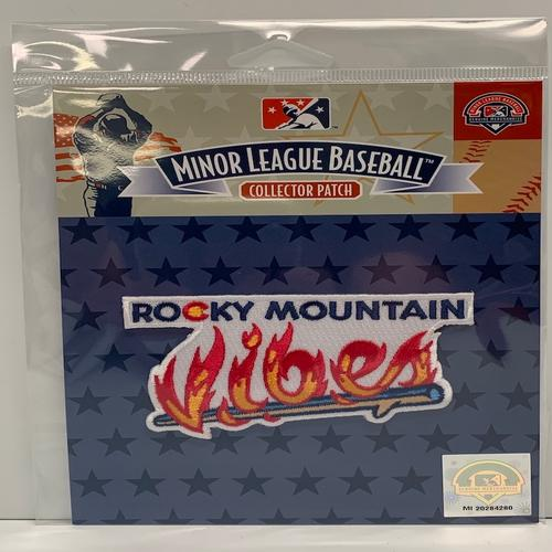 Rocky Mountain Vibes Collector's Patch