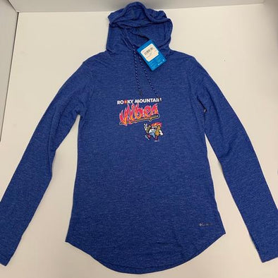 Rocky Mountain Vibes Women's Columbia Hoodie