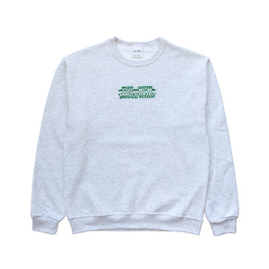 The New Boulevard Logo Crewneck Sweater