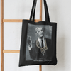 Charles Baker Strahan Biden My Time | The F Word Series by Charles Baker Strahan Small Tote Tote black