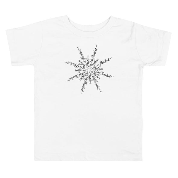 Revolution Art Shop Madam Vice President | The Snowflake Collection | Toddler Tee White / 2T