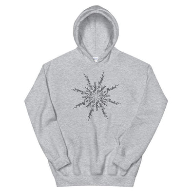 Revolution Art Shop Madam Vice President | The Snowflake Collection | Unisex Hoodie Sport Grey / S
