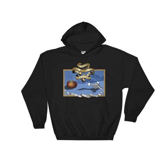 Revolution Art Shop Order Of The Baby Cannon Hoodie Hoodie Black / S